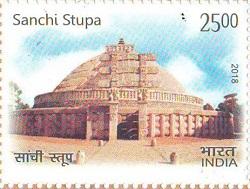 Postage Stamp on India - Viet Nam