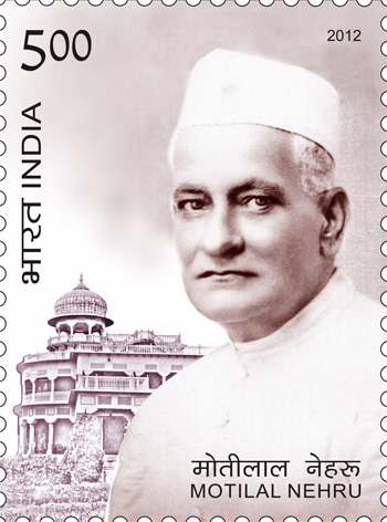 history of motilal nehru