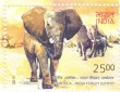 Postage Stamp on 2nd Africa-india Forum Summit 2011