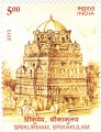 Indian Postage Stamp on Architectural Heritage Of India