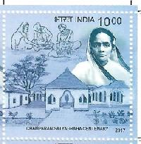 Postage Stamp on CHAMPARAN SATYAGRAHA CENTENARY