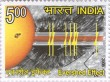 Indian Postage Stamp on Evershed Effect