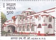 Indian Postage Stamp on Heritage Buildings 