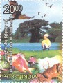 Postage Stamp on International Year Of Biodiversity