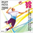Postage Stamp on London 2012 Olympic Games