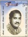 Postage Stamp on Major General Dewan Misri Chand