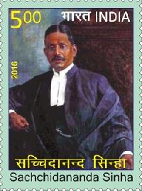 Indian Postage Stamp on Personality Series