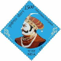Postage Stamp on PRITHVIRAJ CHAUHAN