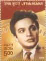 Postage Stamp on Uttam Kumar